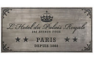 Uttermost Palais Royale Wall Art