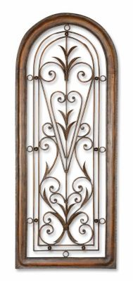 Uttermost Cristy Metal Wall Art
