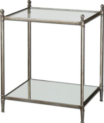 Uttermost Gannon End Table
