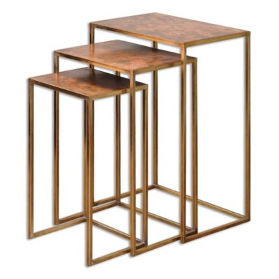 Uttermost Copres Nesting Tables (Set of 3)
