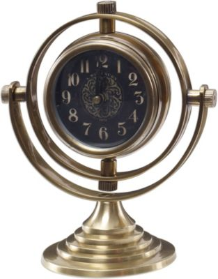 Uttermost Almonzo Desk Clock