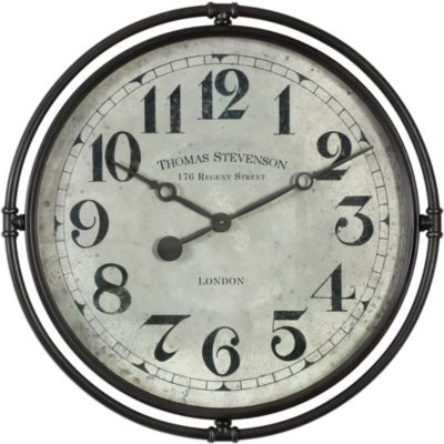 Uttermost Nakul Wall Clock