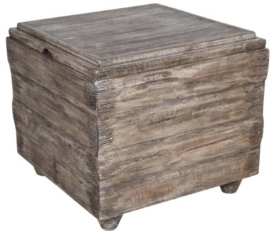 Uttermost Cube Table