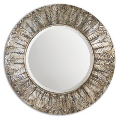 Uttermost Foliage Wall Mirror