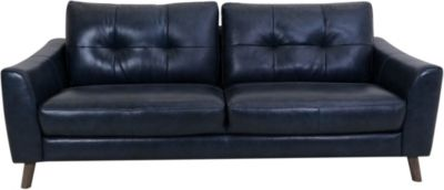 Violino Ltd 32566 Collection 100% Leather Sofa