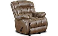 Washington Furniture Nevada Almond Rocker Recliner