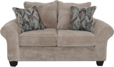 Washington Furniture Artesia Sand Loveseat