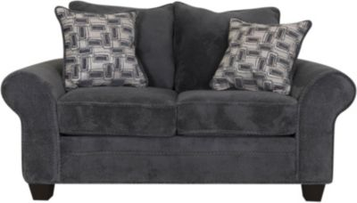 Washington Furniture Artesia Granite Loveseat