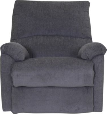 Washington Furniture Mitchell Gray Rocker Recliner