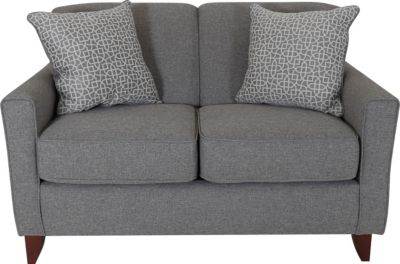 Washington Furniture Lucy Slate Loveseat