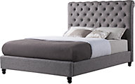 Mount Leconte Furniture 8050 Collection Upholstered Queen Bed