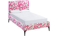 Mount Le Conte Wiggly Twin Platform Bed