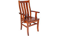 Woodco Washington Arm Chair