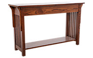 Woodco Mission Solid Wood Sofa Table