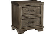 Westwood / Thomas Internationa Foundry Nightstand