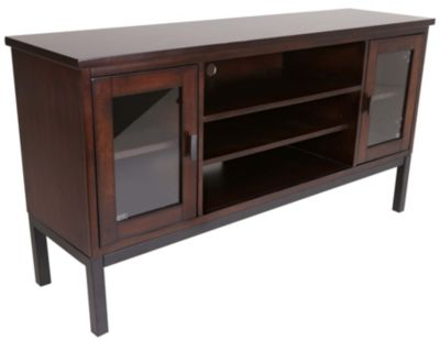 Whalen Llc City Center 60-Inch TV Stand