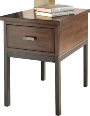 Whalen Llc City Center Chairside Table