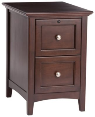 Whittier Wood McKenzie File Cabinet