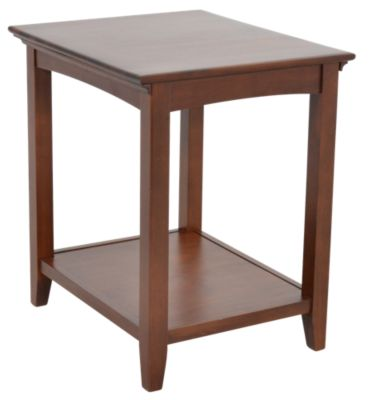 Whittier Wood McKenzie Side Table