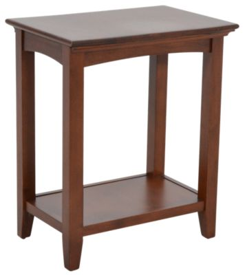 Whittier Wood McKenzie Accent Table
