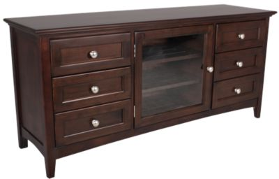 Whittier Wood Media Console