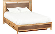 Whittier Wood Addison Queen Storage Bed