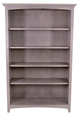 Whittier Wood Mckenzie Tall Bookcase