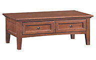 Whittier Wood Coffee Table