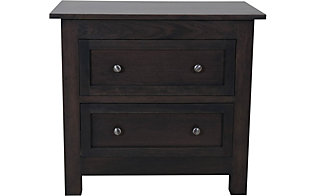 Witmer Furniture Taylor J Nightstand