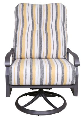 Woodard Cortland Outdoor Swivel Lounge Chair