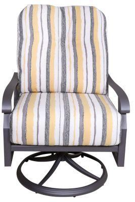 Woodard Cortland Extra Large Outdoor Swivel Lounge Chair
