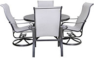 Woodard Belden 5-Piece Dining Set