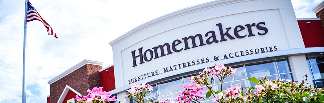 Why Homemakers, Homemakers Furniture Urbandale Ia