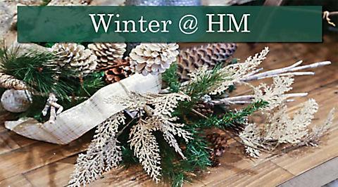 Cozy Winter @ HM