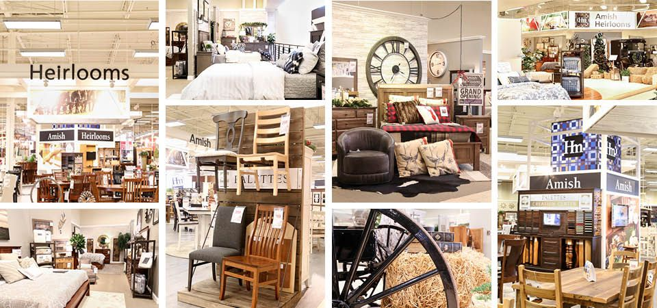 Amish Heirloom Furniture In Des Moines Homemakers