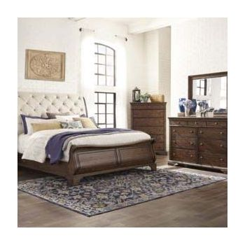 Upholstered Bedroom sets
