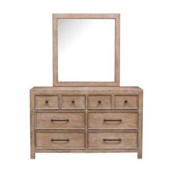 dresser with mirror sets