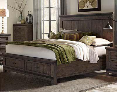 Liberty Thornwood Bed
